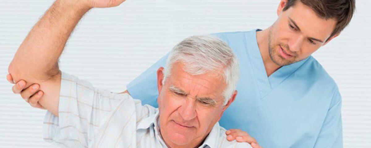 توانبخشی سالمندان با فیزیوتراپی